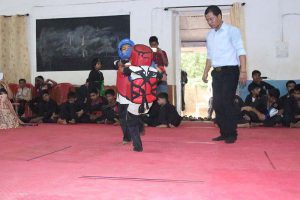 wing chun kids in championship india