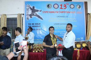 wing chun india Team in Kung Fu Championship