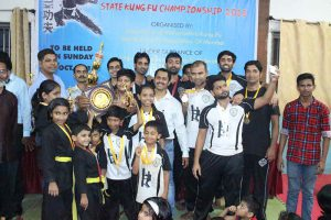 Wing Chun in India